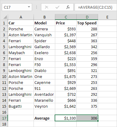 All Cells with Formulas In Excel