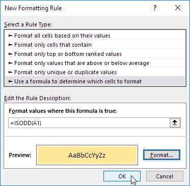 Conditional Formatting in Excel - Easy Excel Tutorial