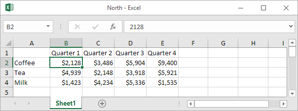 External references in excel easy excel tutorial create external reference ibookread ePUb