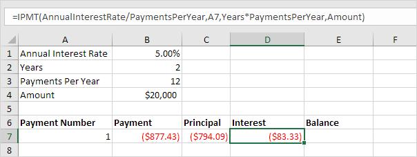 Loan Amortization Schedule in Excel EASY Excel Tutorial – Loan Amortization Calculator