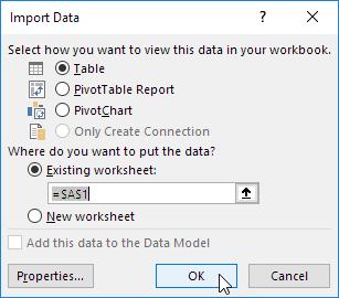 Microsoft Query in Excel - Easy Excel Tutorial