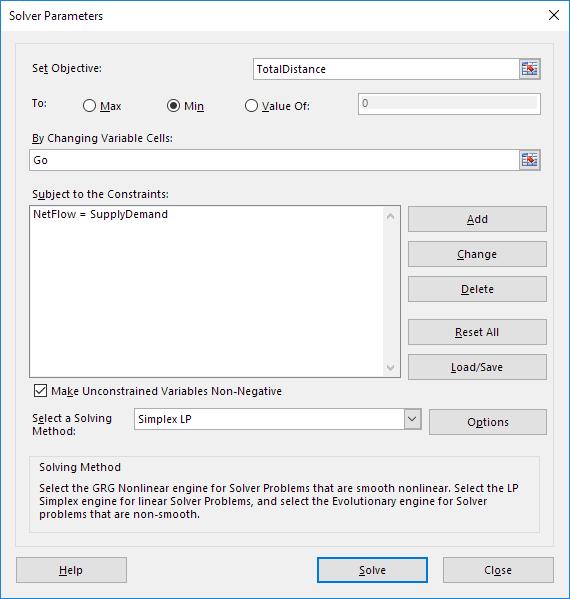 Shortest Path Problem in Excel - Easy Excel Tutorial