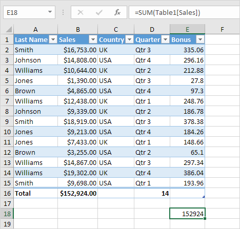 excel how to add two rows then multiply