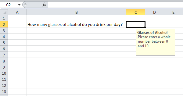 how to find data validation in excel