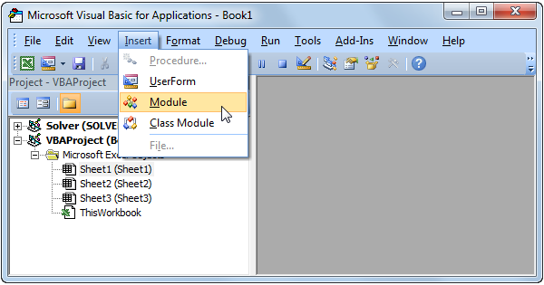 Run Code from a Module in Excel VBA EASY Excel Macros – Vba Add Worksheet