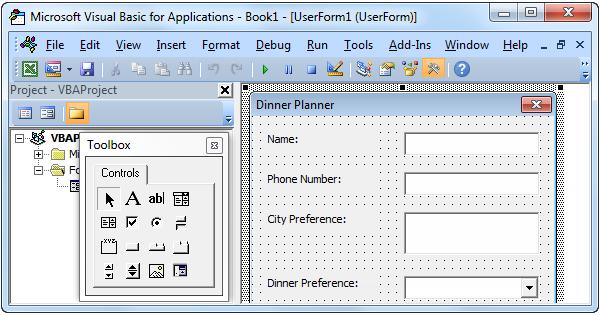 Excel VBA Userform - EASY Excel Macros