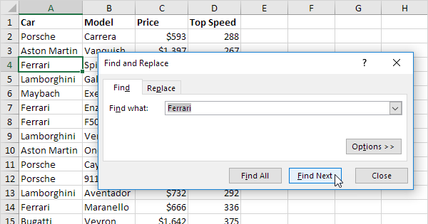 sitemap excel easy