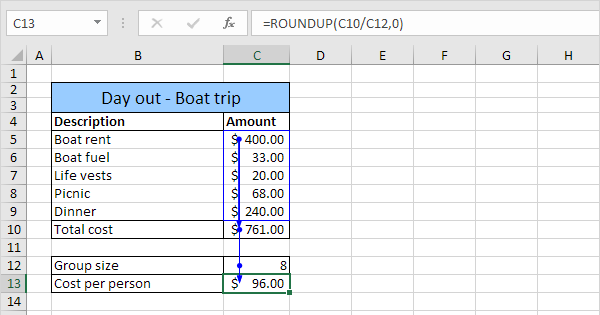 Formula Auditing in Excel - Easy Excel Tutorial