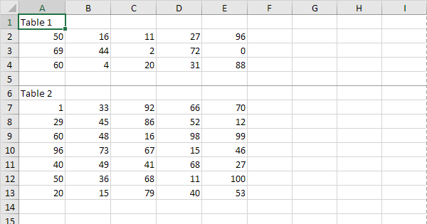 how to make a page break in excel