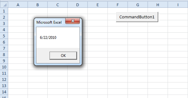 Excel VBA Date and Time - Easy Excel Macros