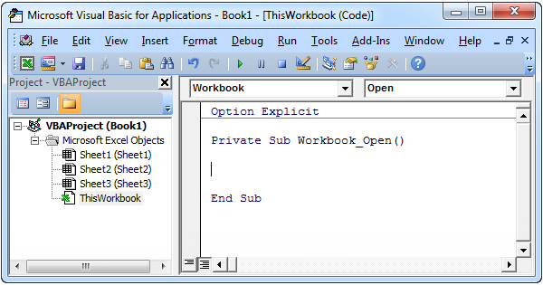 Excel VBA    Adding Code to Excel Workbook besides VBA Worksheet Change Events   Excel Dashboards VBA and more in addition  likewise vba activate worksheet   Siteraven furthermore  also Excel Vba Quick Reference Archives   Watgroup co Refrence Excel Vba moreover Excel Vba Worksheet Open Event Fresh If Else End If Vba Ecosia moreover How To Trigger Your VBA Macros To Run Based On A Specific Cell Value additionally ExcelMadeEasy  Vba worksheet events in Excel likewise VBA Event Handling  Excel Workbook Events   wellsr besides  besides Excel Workbook Activate Event   Access Excel Tips additionally Excel VBA Events   An Easy  and  plete  Guide likewise Excel VBA Workbook Events  Worksheet Events   OnKey Events – moreover Excel VBA Events   An Easy  and  plete  Guide besides Excel VBA Events   Easy Excel Macros. on excel vba worksheet open event