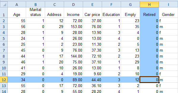 Highlight Active Cell In Excel VBA