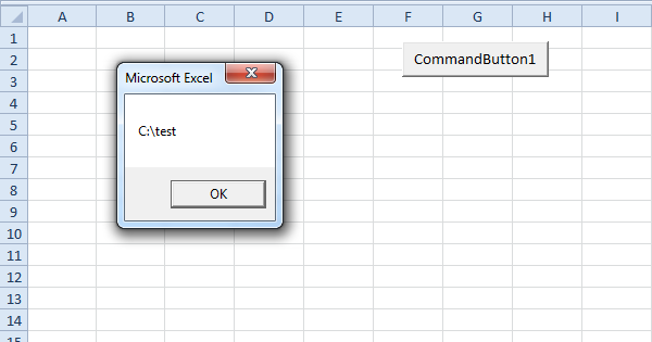 Excel VBA Path and FullName Property - Easy Excel Macros