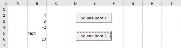 error handling in excel vba easy excel macros