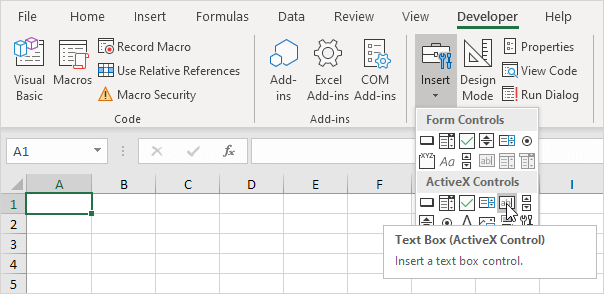 PDF to Excel conversion results with Word and VBA