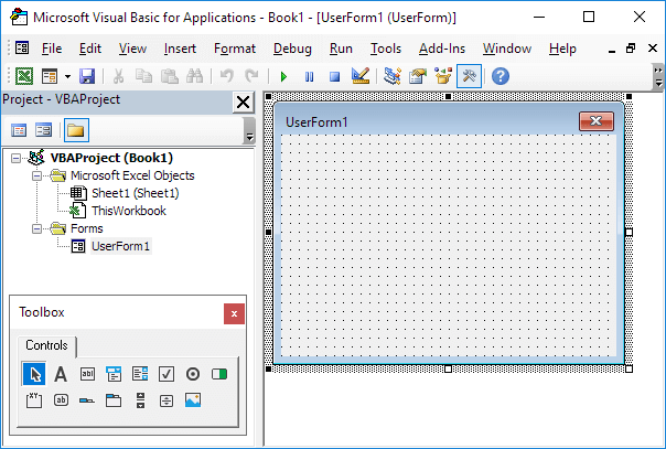 Excel VBA Interactive Userform - Easy Excel Macros